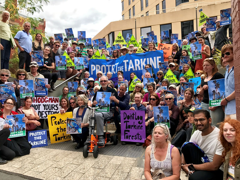 Tarkine protest