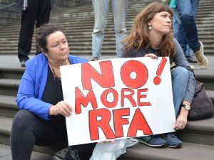 No more RFA
