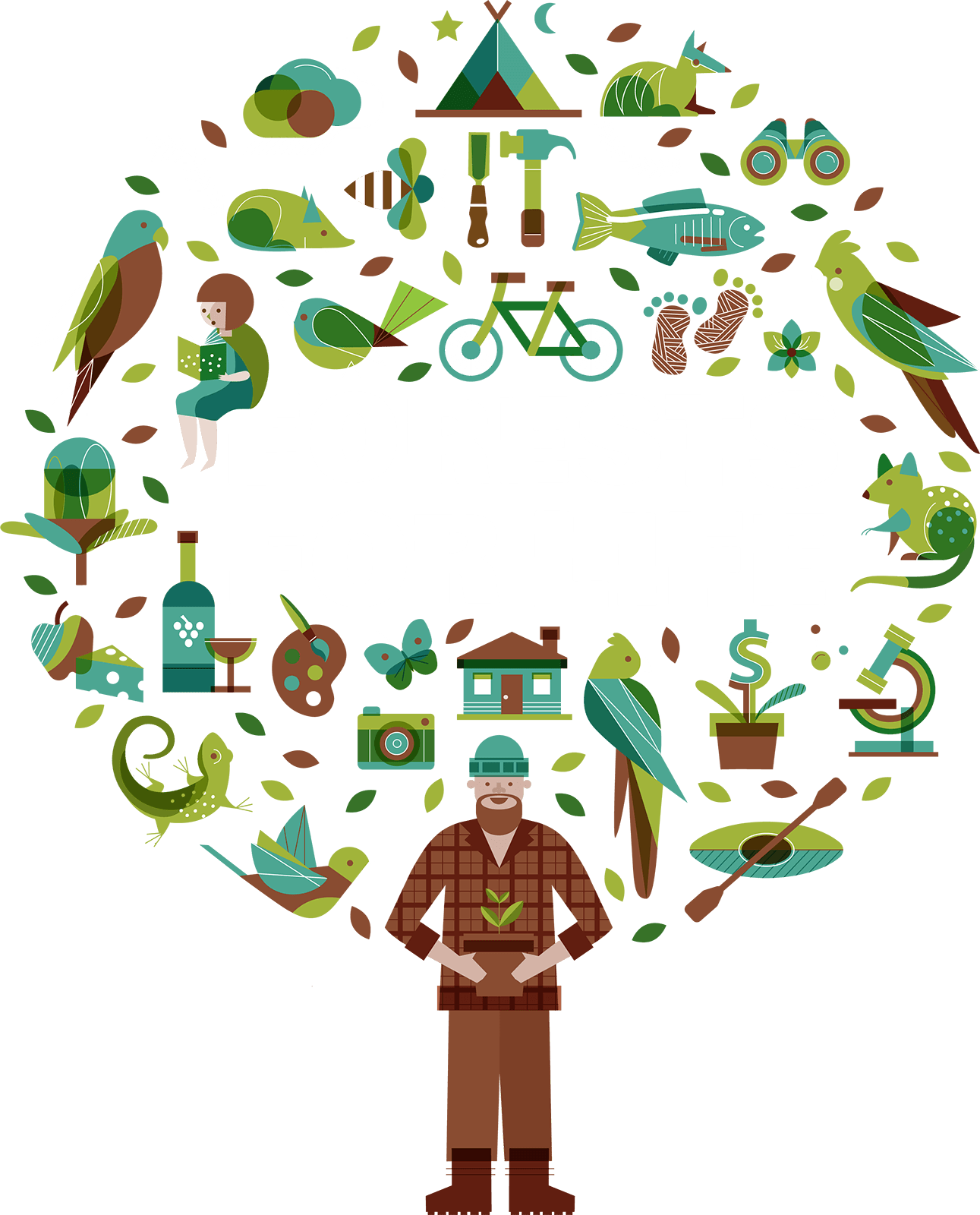 Forests for life